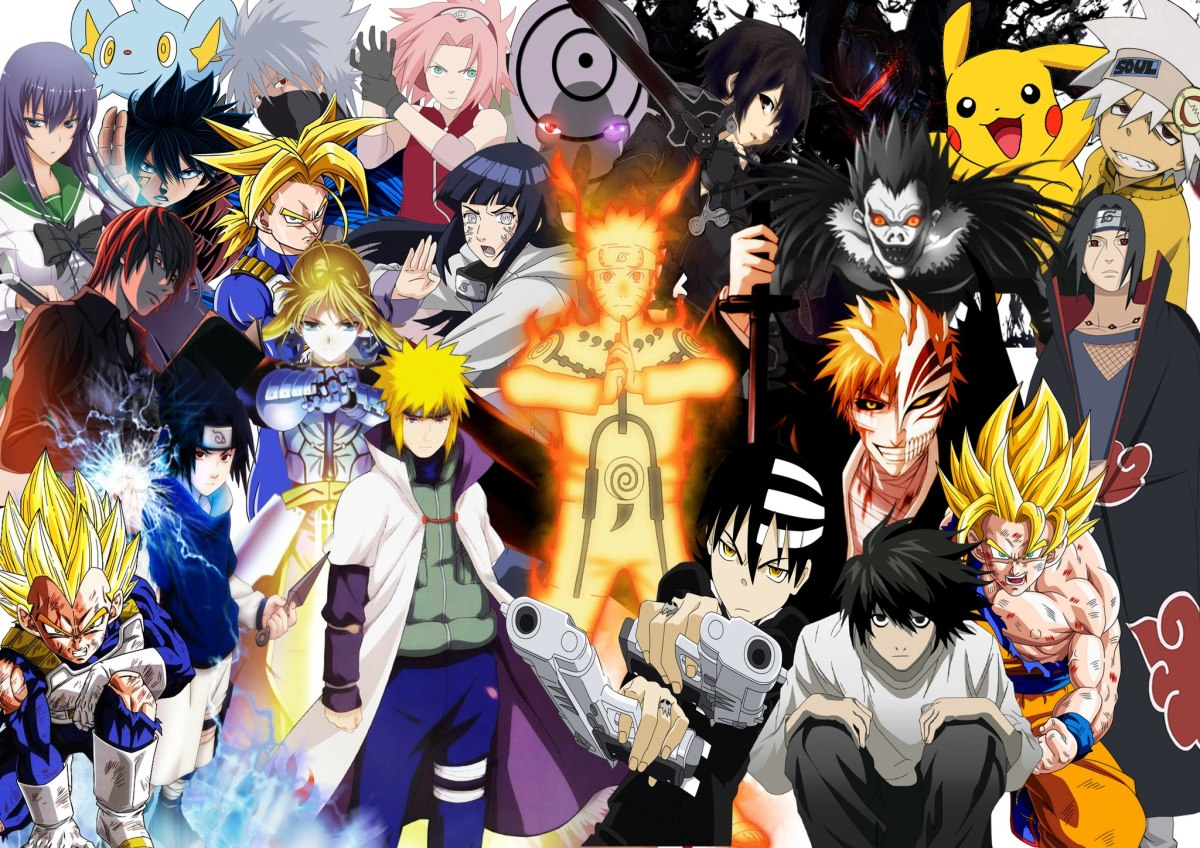 Are These your Favorite Anime Powers? This is my Top 10 Anime Powers List