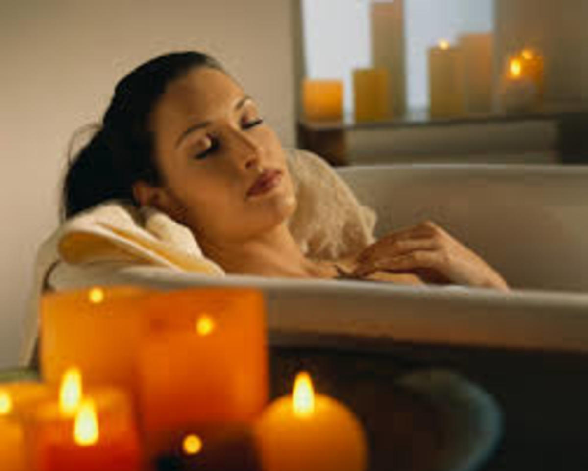 Oatmeal And Aloe Baths Are Wonderful For Soothing Away Sunburn Pain