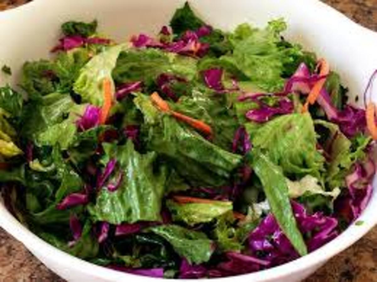 Sunscreen Salads Are Loaded With Anti-cancer And Sunburn Deterrent Nutrients