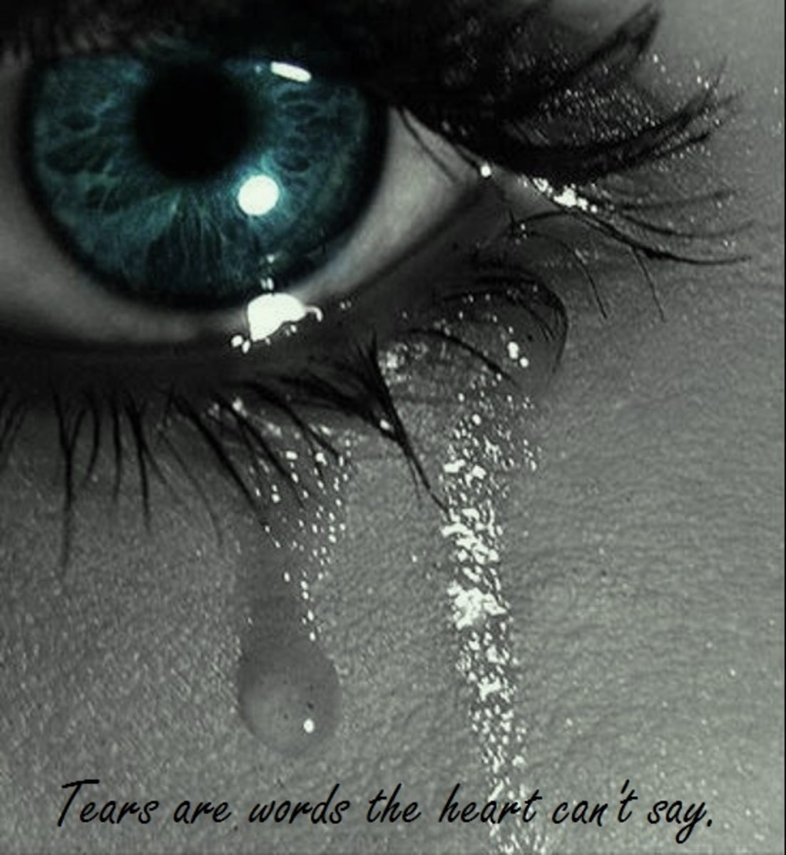 The Importance of Tears; Tears Drops that Flows from the Eyes Represent So Much More than Sadness