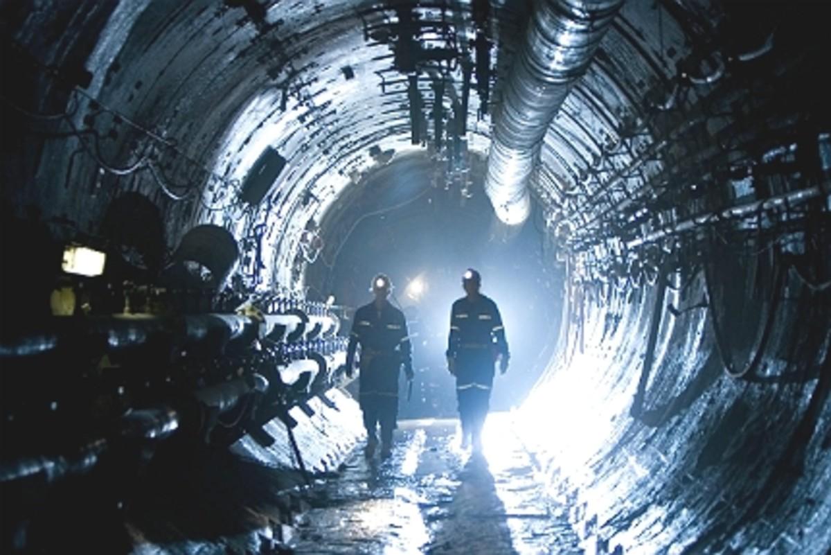 Uranium Mine