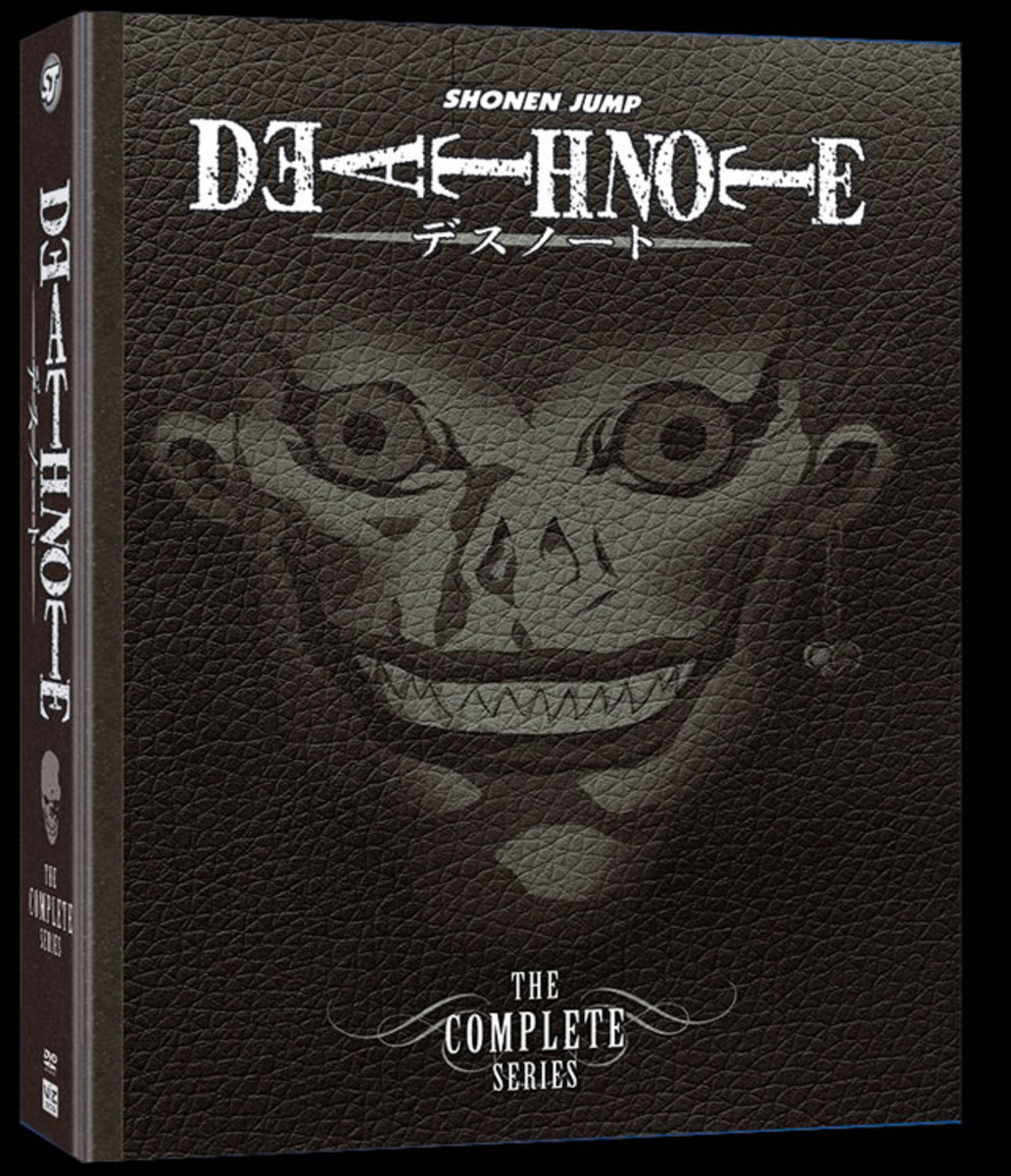 Anime Review: Death Note Complete Series