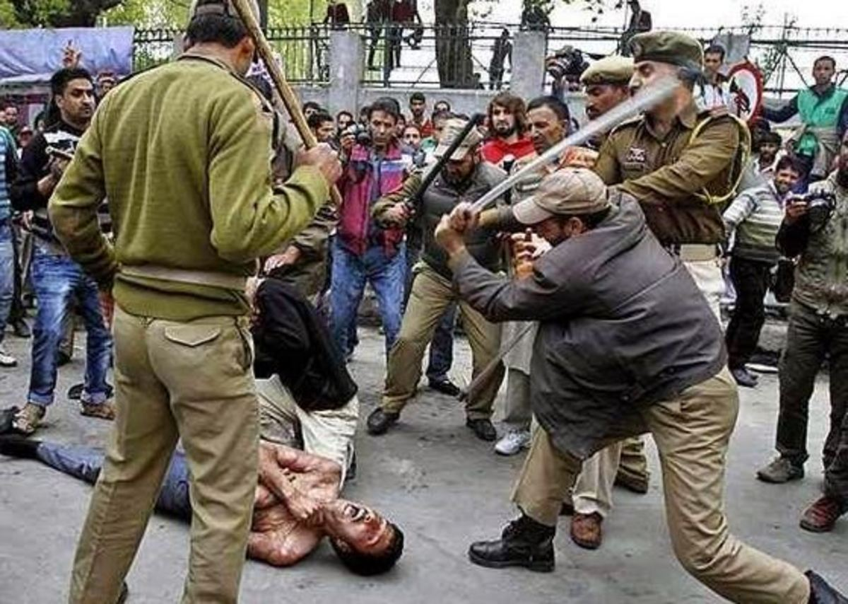 Human rights violations.