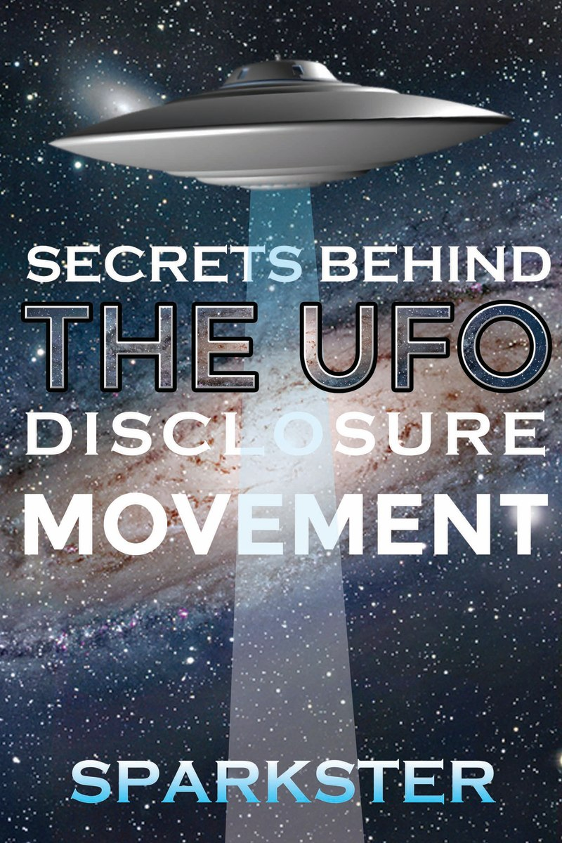 Our own Sparkster has written a book that reveals what is known about the UFO Movement.