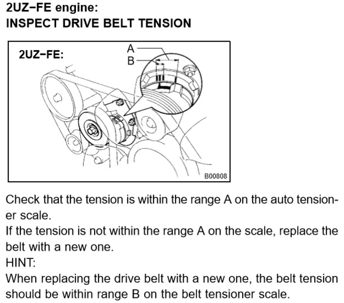 toyota-tundra-serpentine-belt-replacement