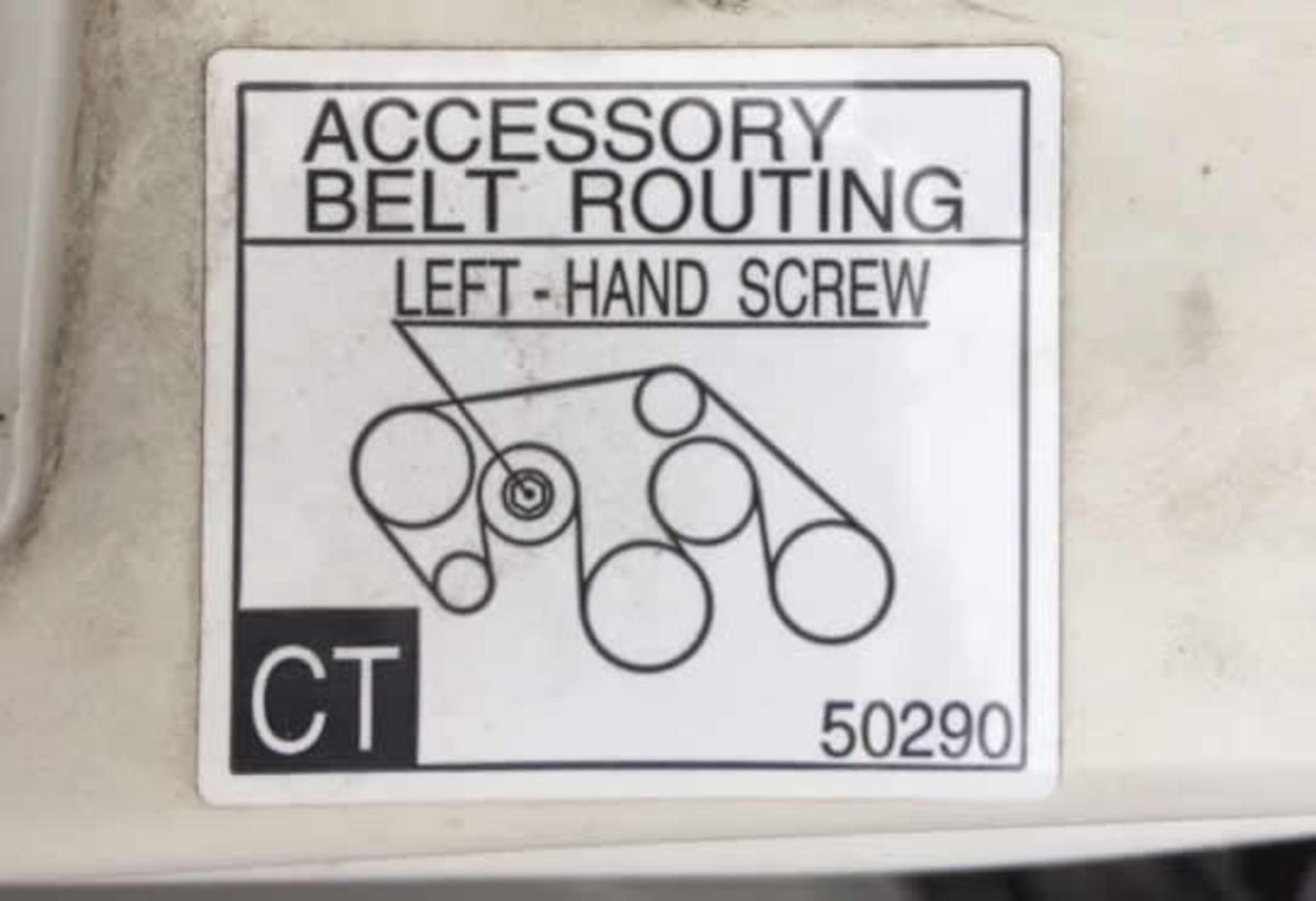 toyota-tundra-serpentine-belt-replacement