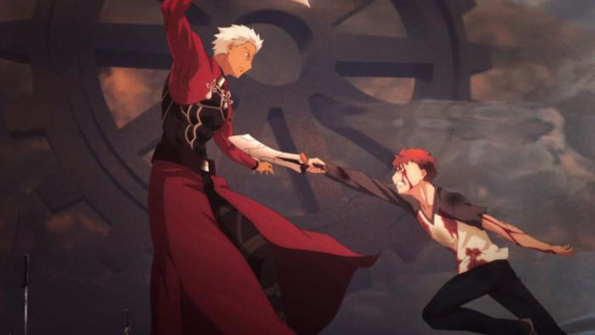 Takahashi Moura is the WORST Fate director, because he couldn't understand the main lead, Shirou Emiya and it SHOWED!  Nice animation from Ufotable couldn't cover that up!