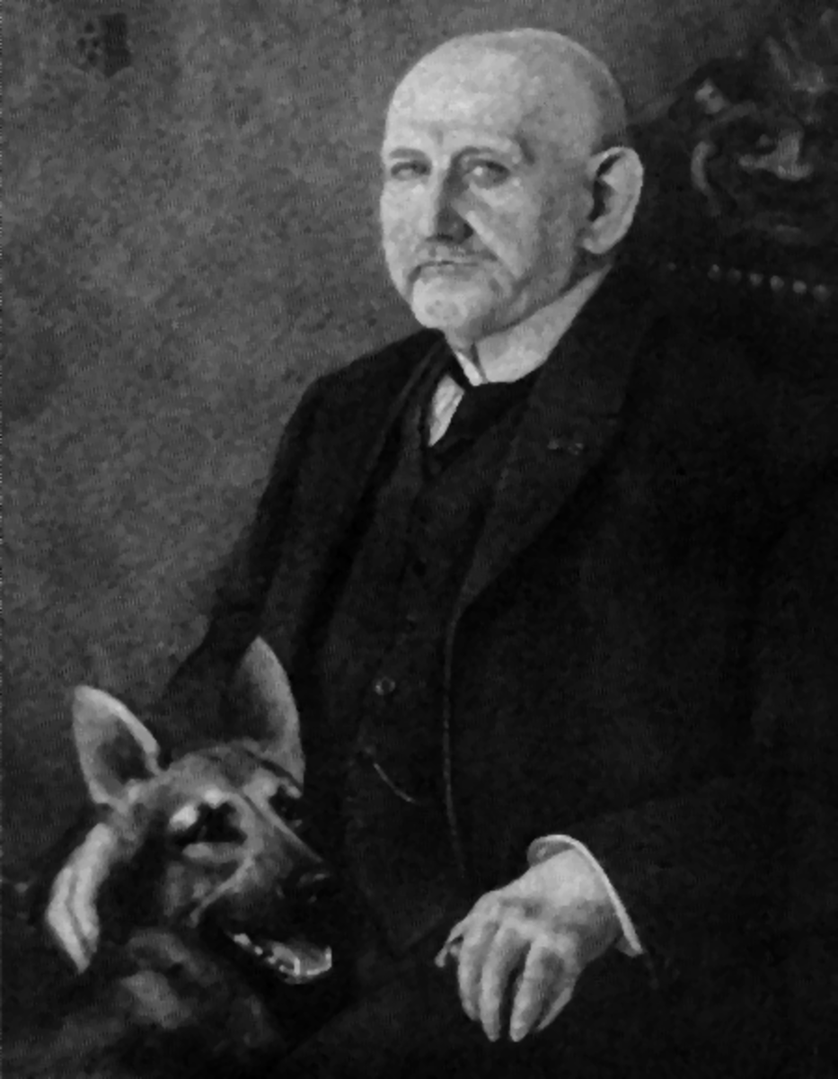 Creator of German Shepherd
