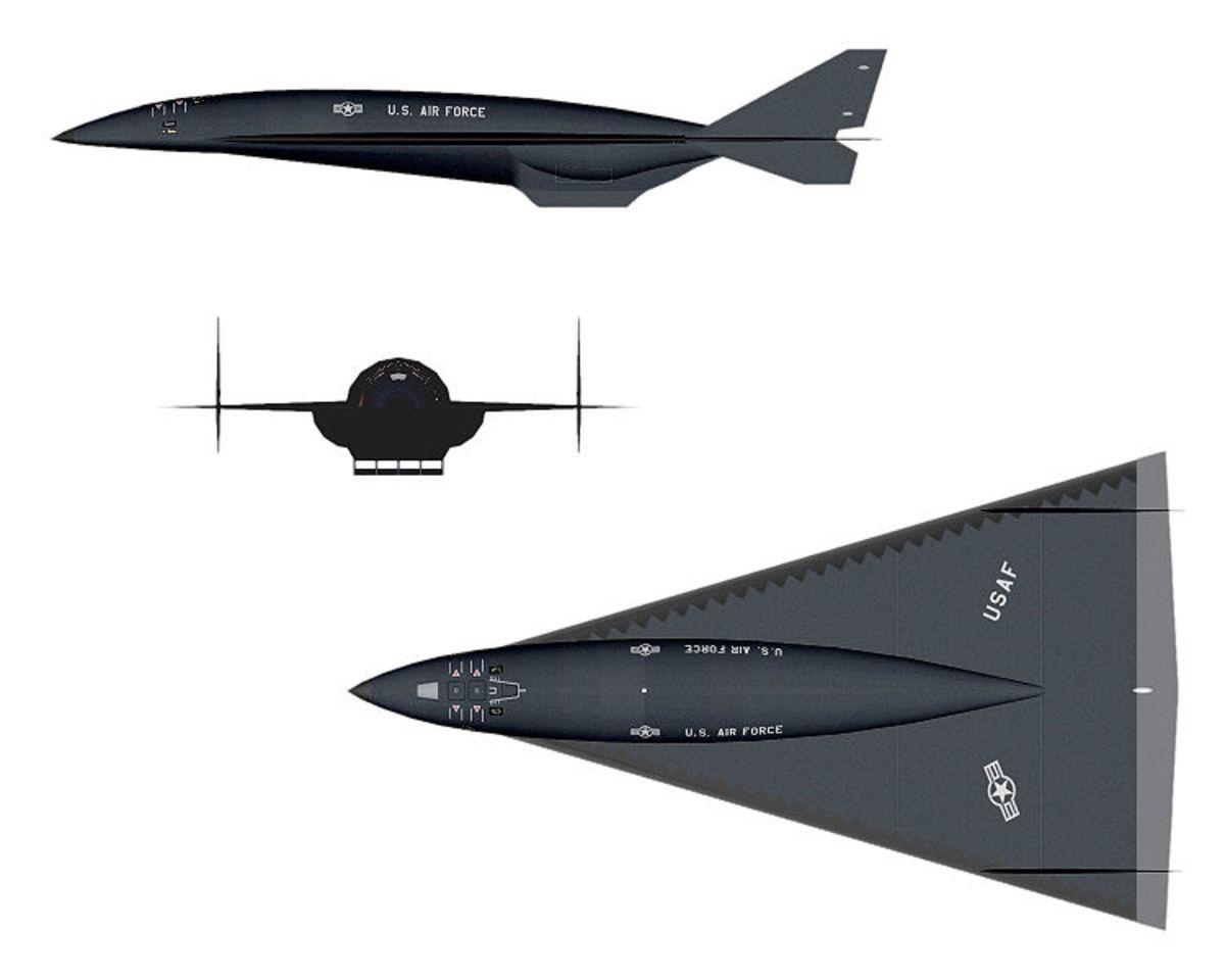 Aurora SR-72