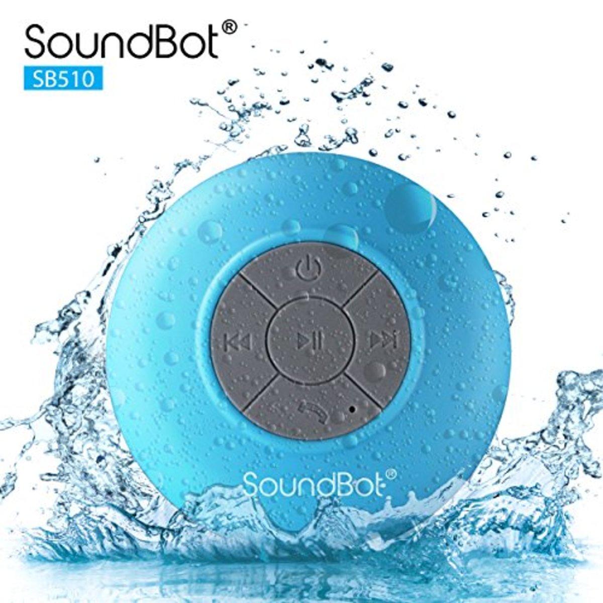 SoundBot SB510 Bluetooth Speaker