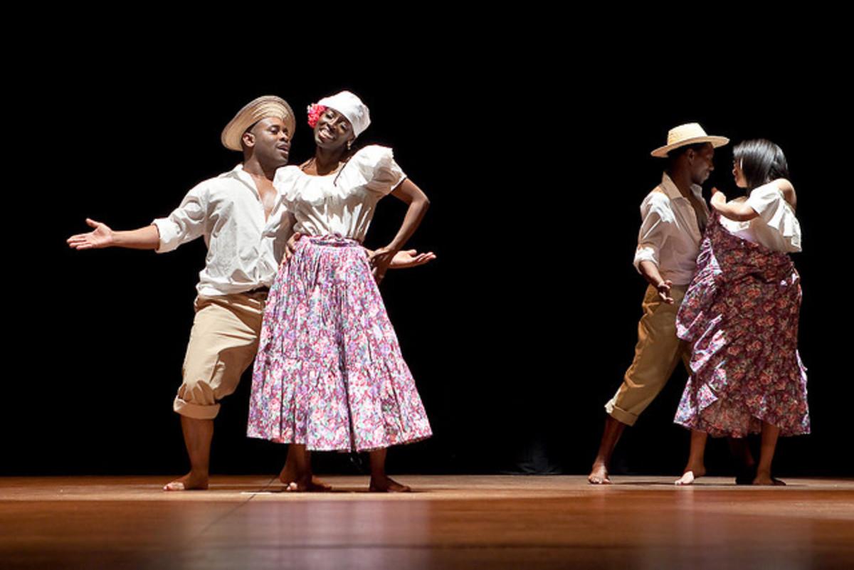 Conjunto Nuevo Milenio, traditional Afro-Panamanian