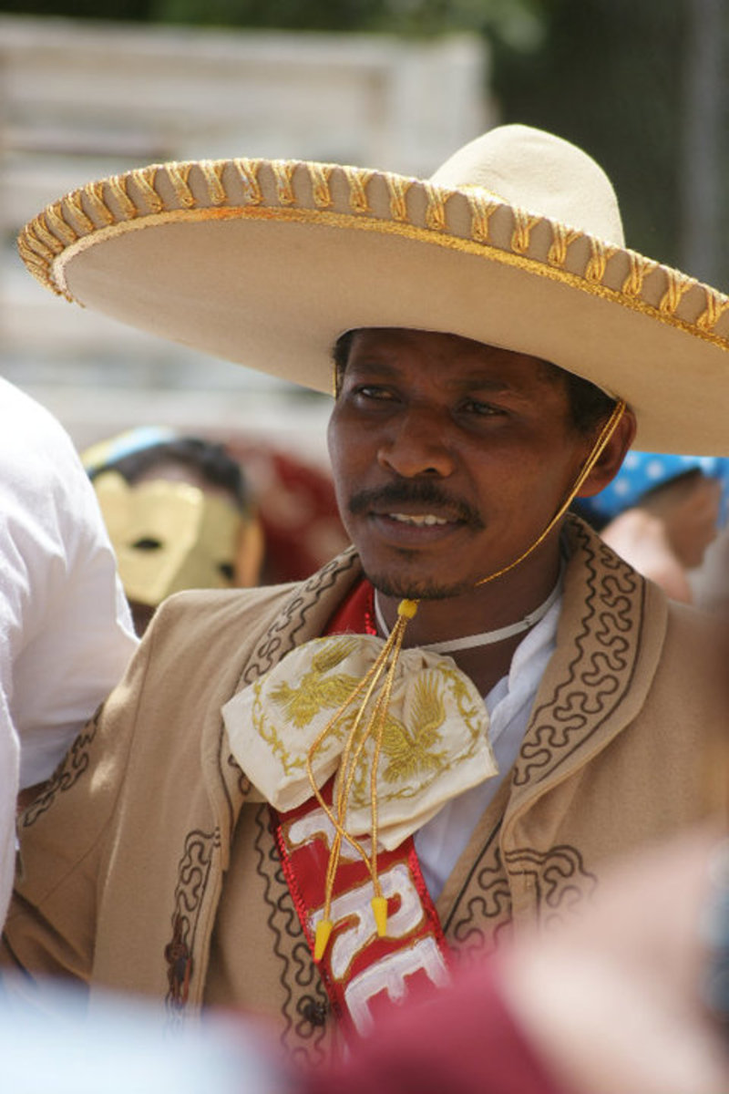 "Afro-Mexican Man.. Called the ""Charro""..."