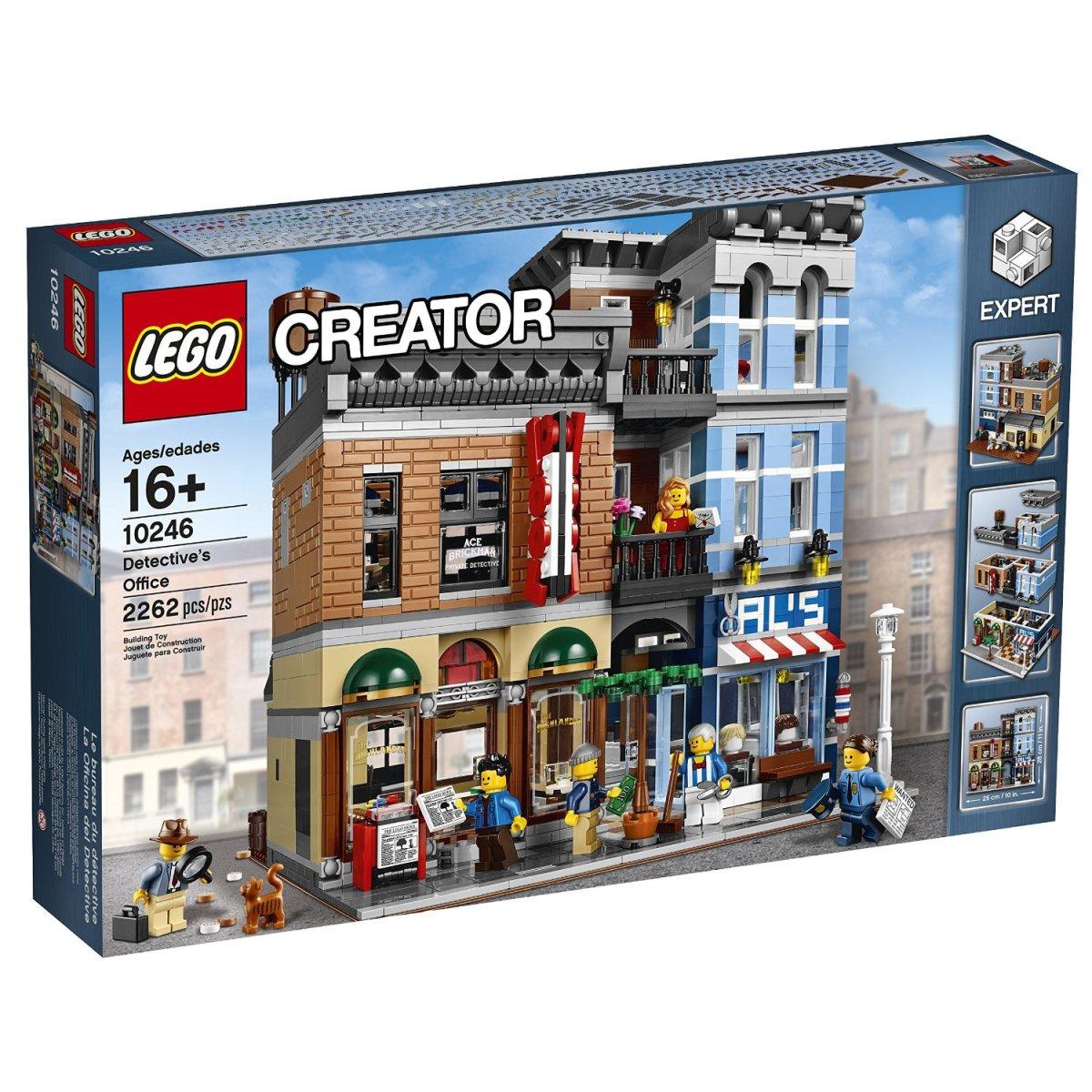 lego creator detective 39 s office modular building hubpages. Black Bedroom Furniture Sets. Home Design Ideas