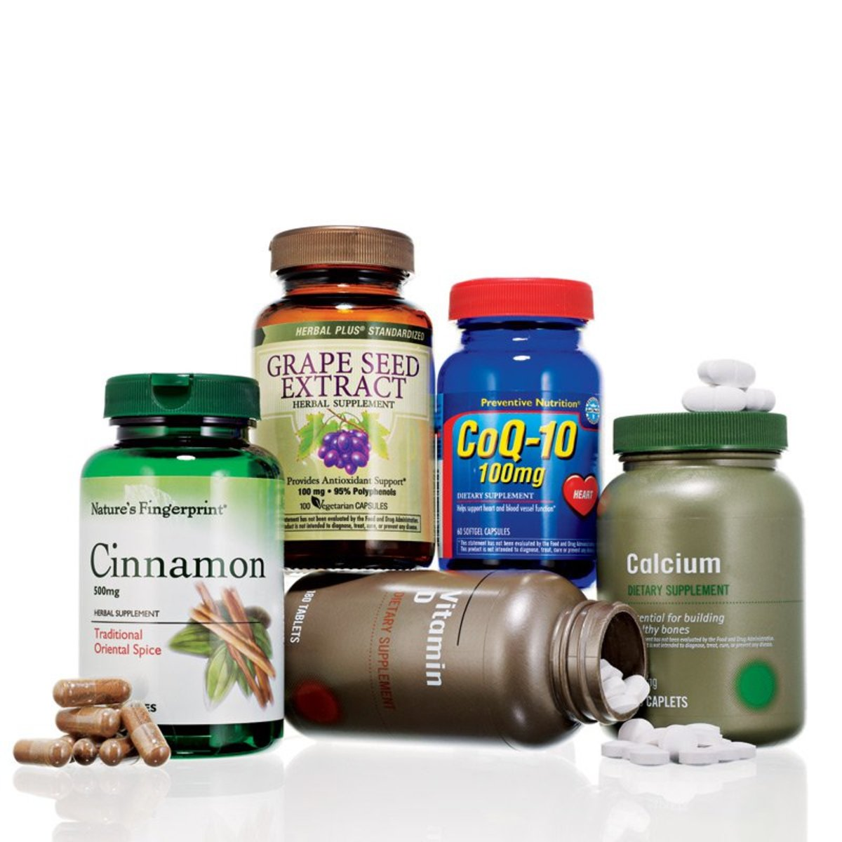 7 Supplements for Health and Wellness