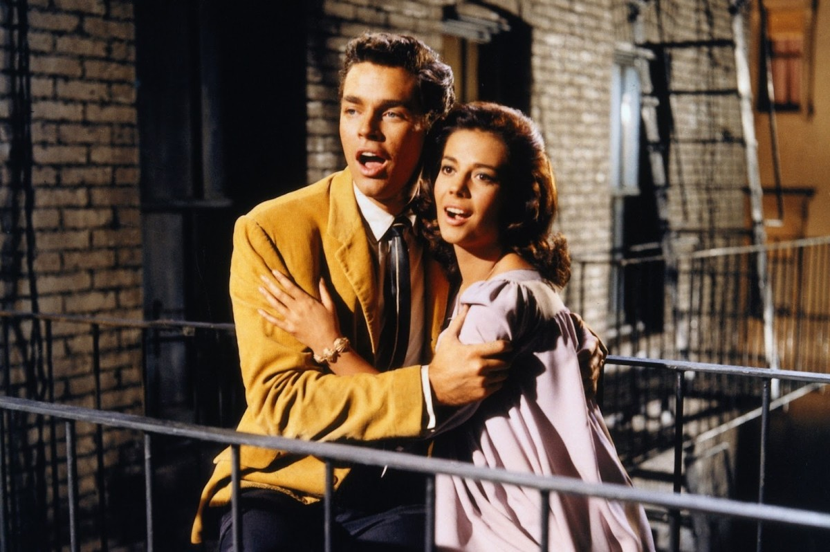 Romeo and Juliet in gang torn New York