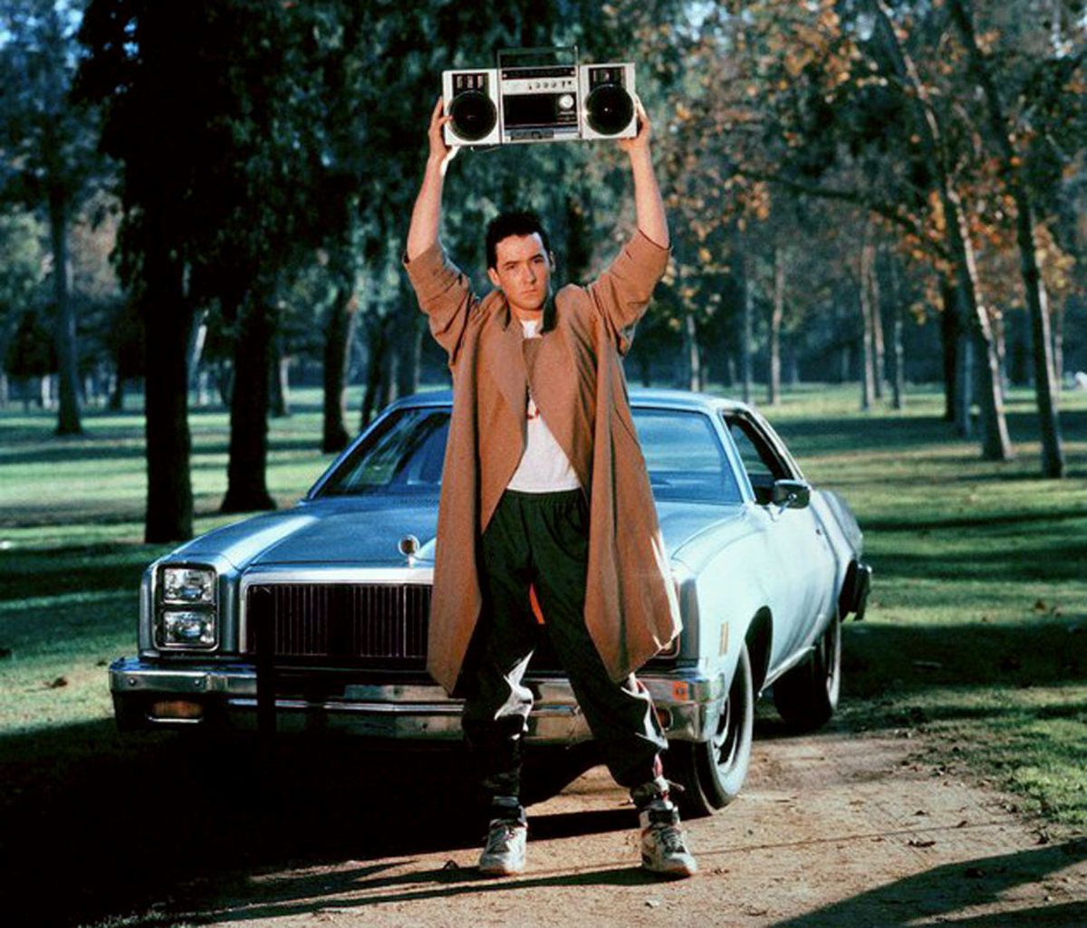 """Best music in a romantic movie - Peter Gabriel's """"In Your Eyes"""""""