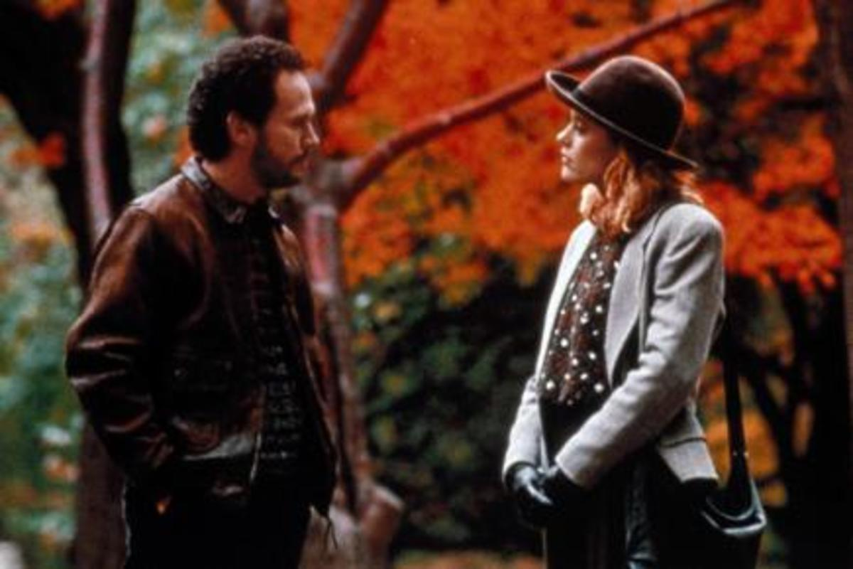There is a great connection between Billy Crystal and Meg Ryan ... this is a funny, and touching, love story.