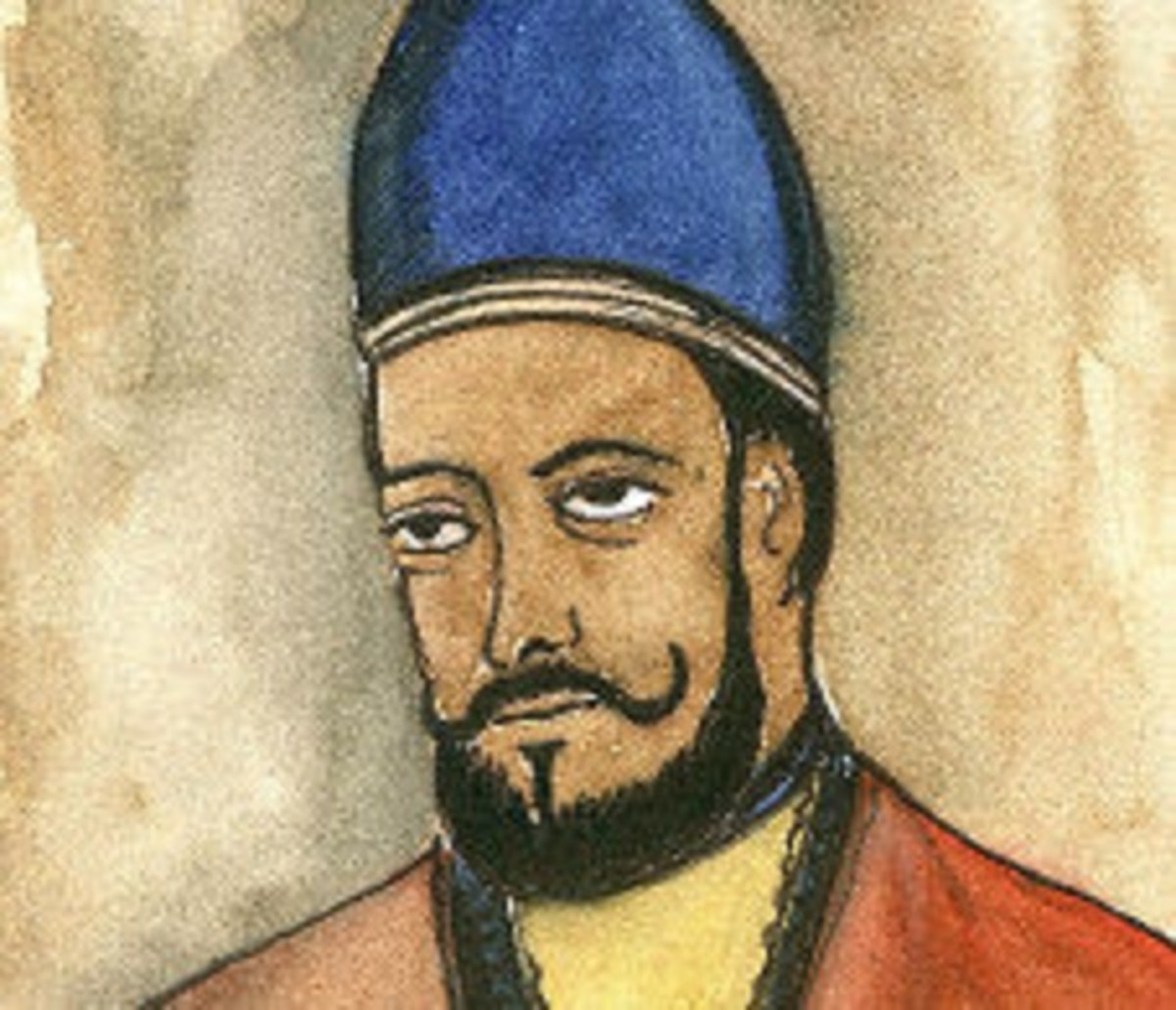 Qutub-ud-Din Aybak (206 - 1210)