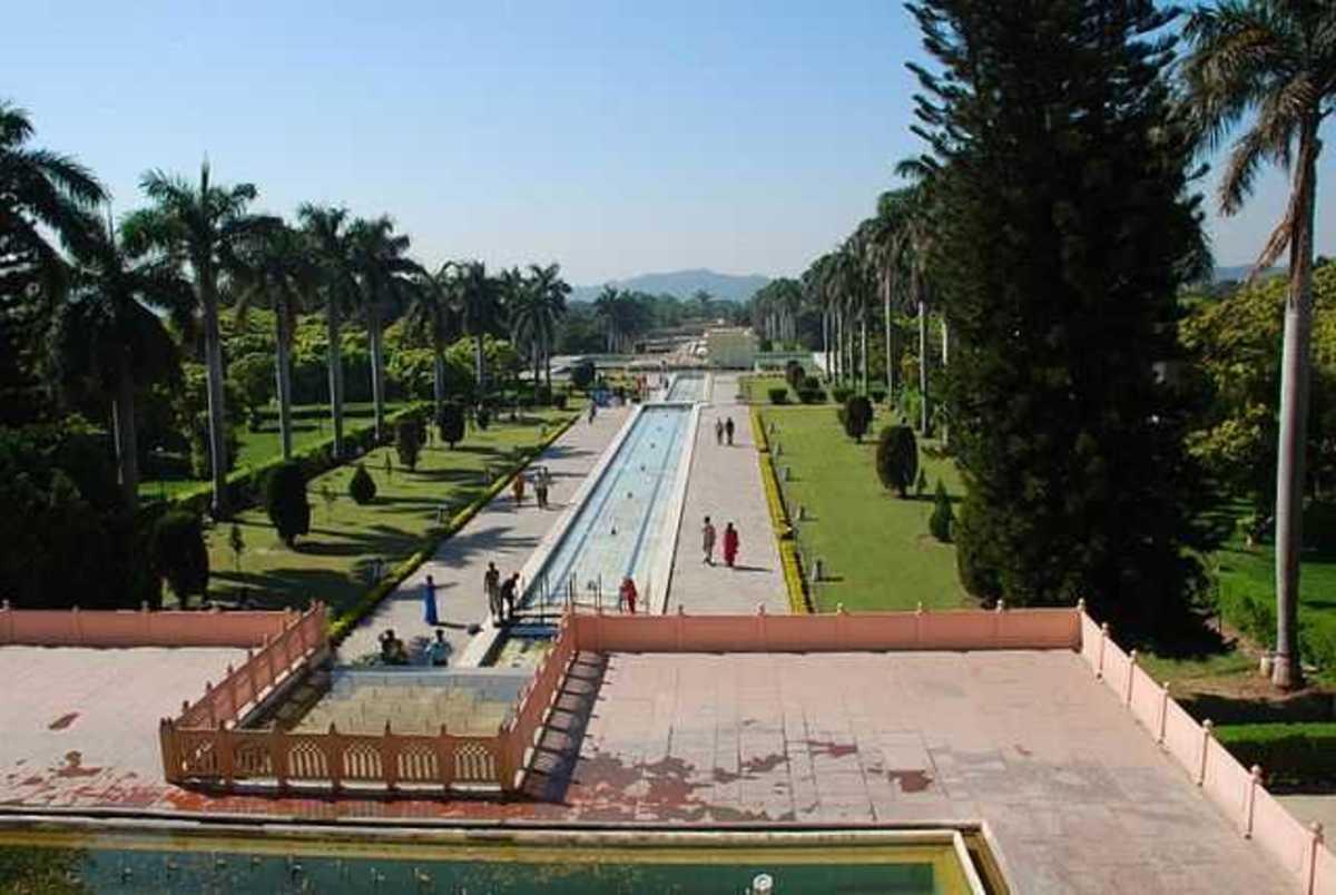 Pinjore Gardens, Haryana, (India)