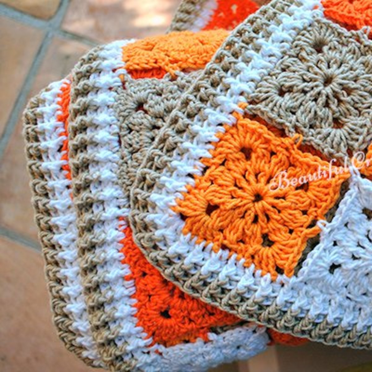 Free crochet pattern fall Thanksgiving.