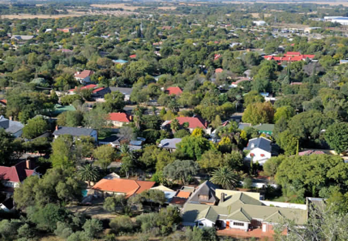 Kroonstad, Free State, South Africa