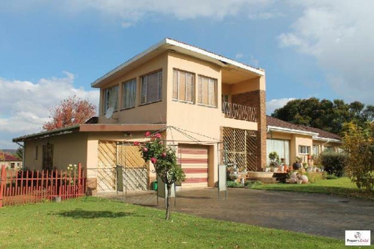 Modern house in Kestell, Free State