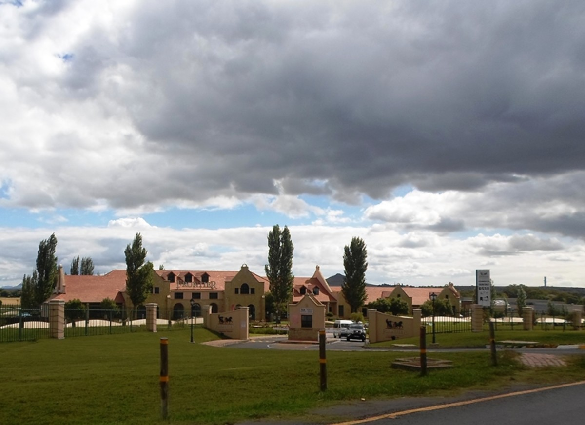 Casino, Bethlehem, Free State, South Africa