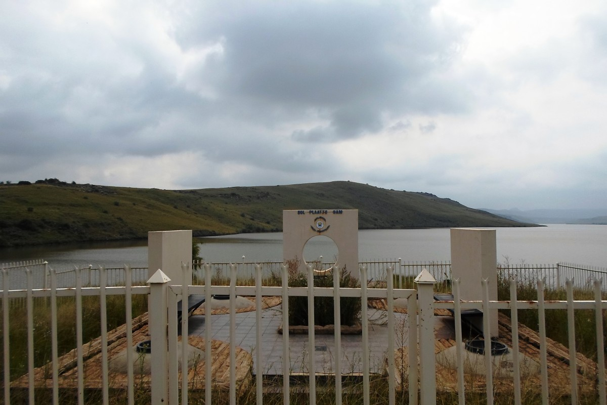 Sol Plaatjes Dam, Bethlehem, South Africa