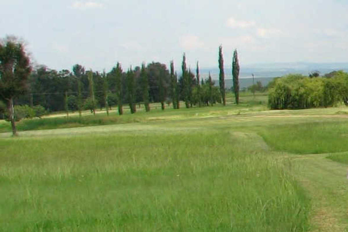 Kestell Golf Club, Free State, South Africa