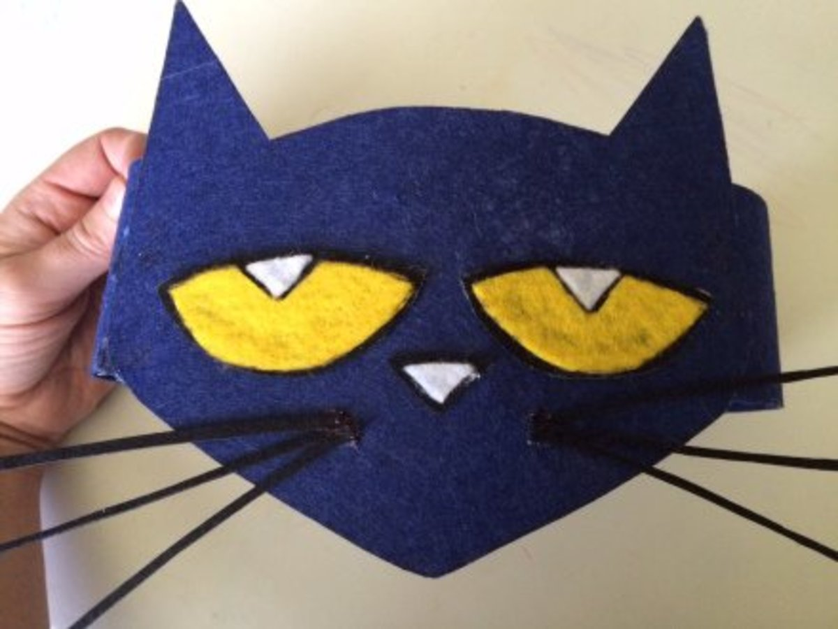 Pete The Cat Halloween Costume Ideas Hubpages