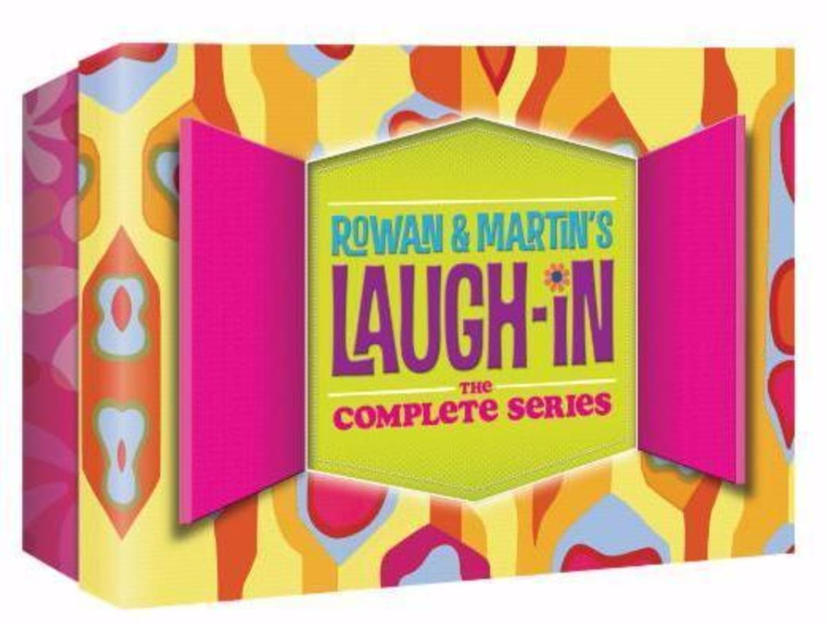 Rowan and Martin's Laugh-In: The Complete Series Box Set-DVD Review