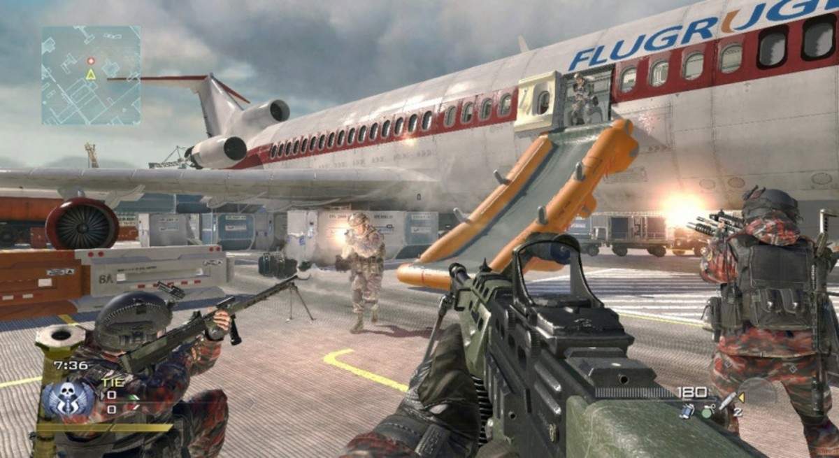 "The return of the internets favourite Call of Duty multiplayer title, MW2 is being ""Remastered""."