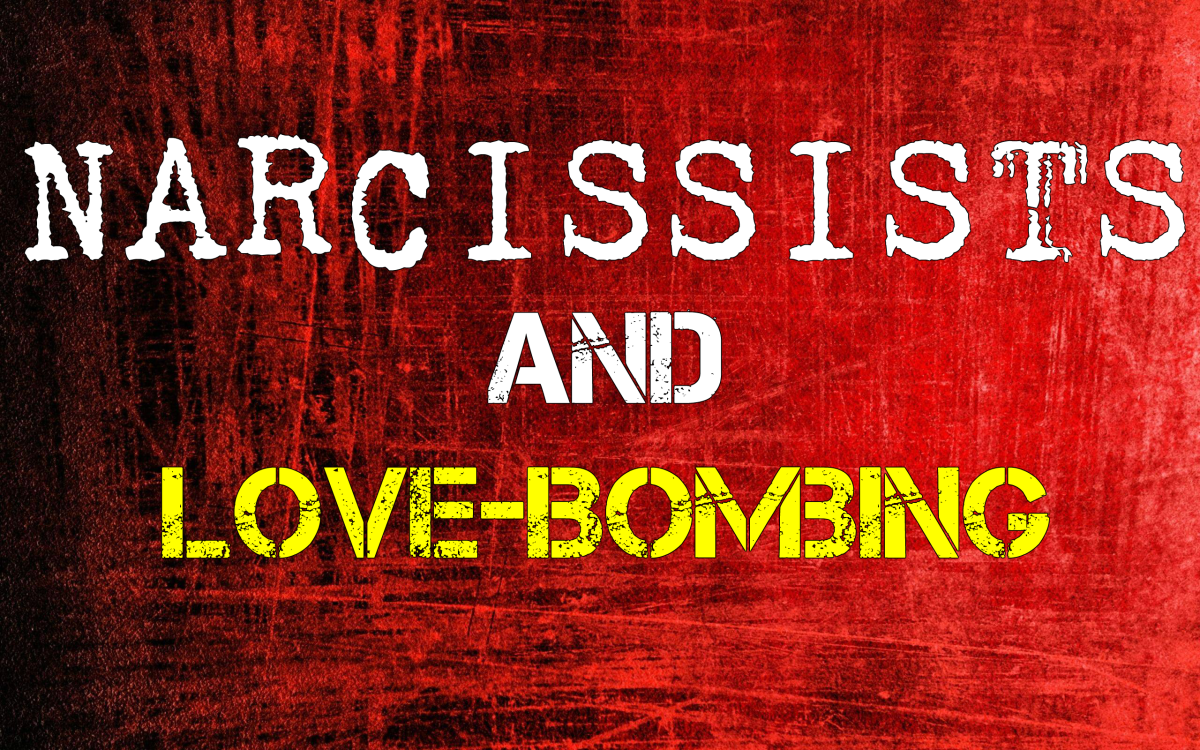 narcissistic-love-bombing
