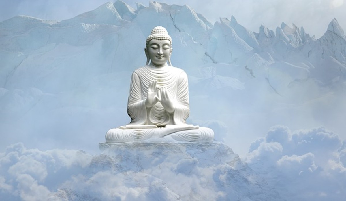 Meditation: The Importance of Keeping the Body Still