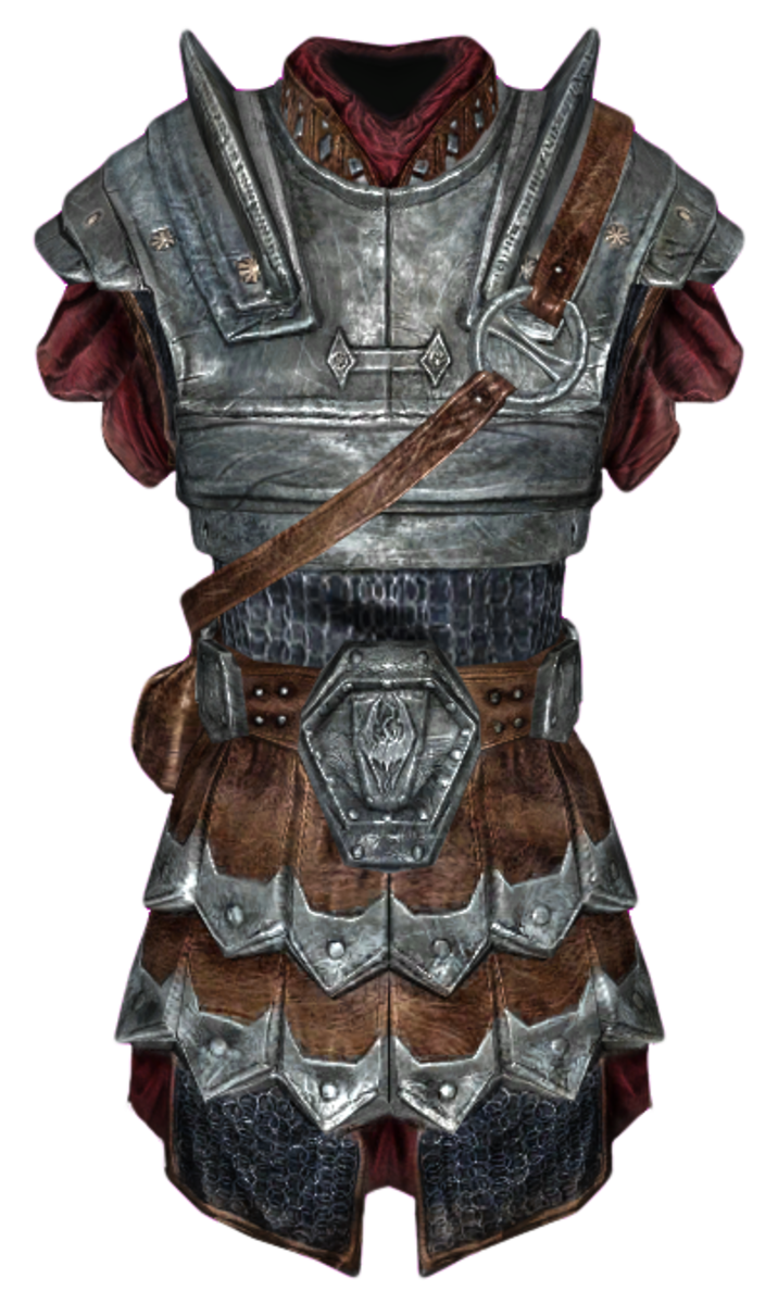 Armor plated skirts are the height of combat fashion in the Empire.