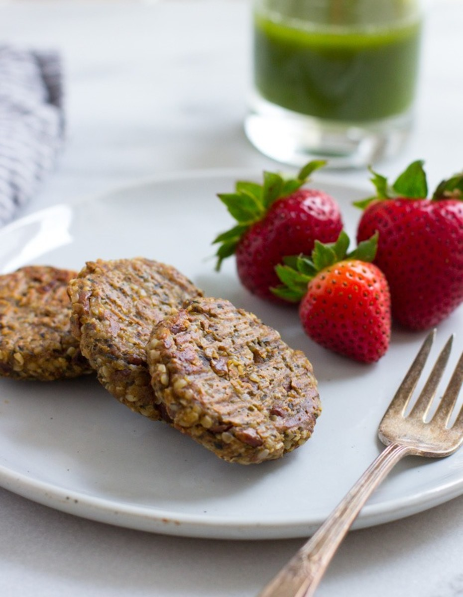 How about some really healthy sausages to give your breakfast some zing?