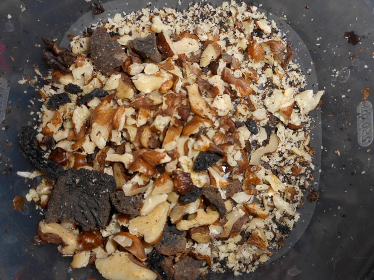black walnut nut meats