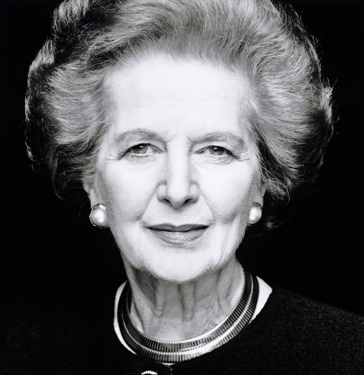 Margaret Thatcher - The Iron Lady  She was the 1st woman to serve as Prime Minister of the United Kingdom and served from 1979-1990. She was also the leader of the Conservative Party from 1975-1990