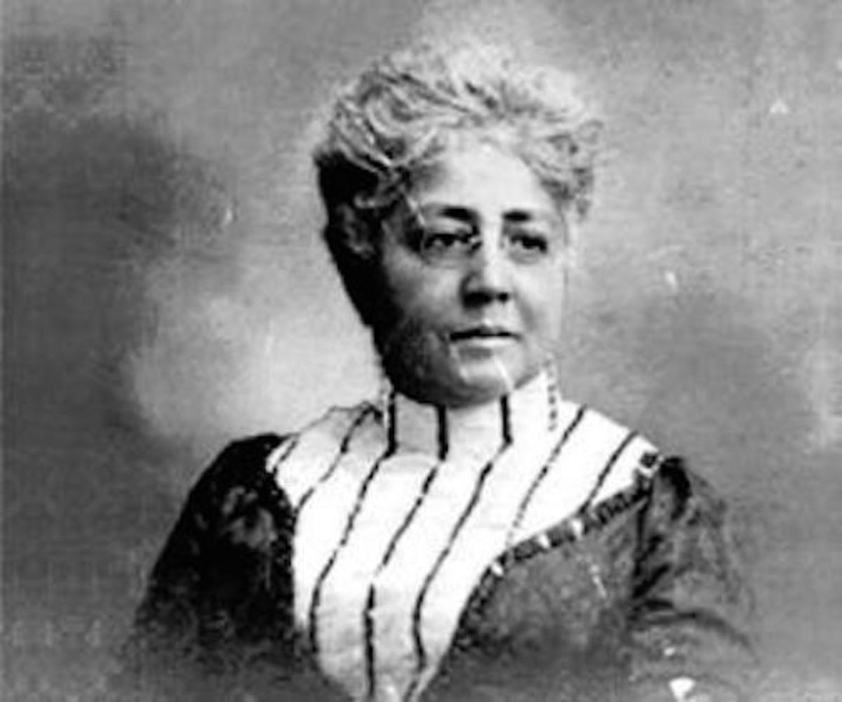 Mrs. Josephine St. P. Ruffin