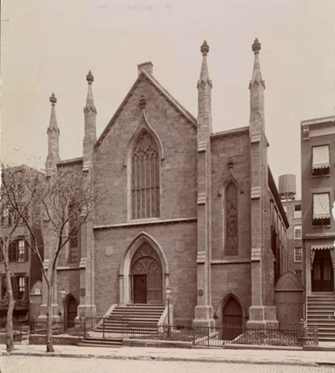 Bethel AME Church, New York City (1897)