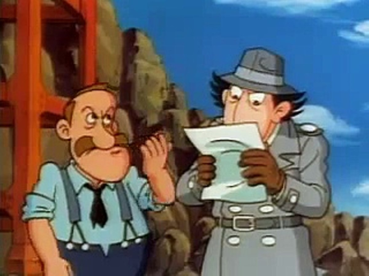 review-of-the-episode-race-to-the-finish-in-the-cartoon-inspector-gadget