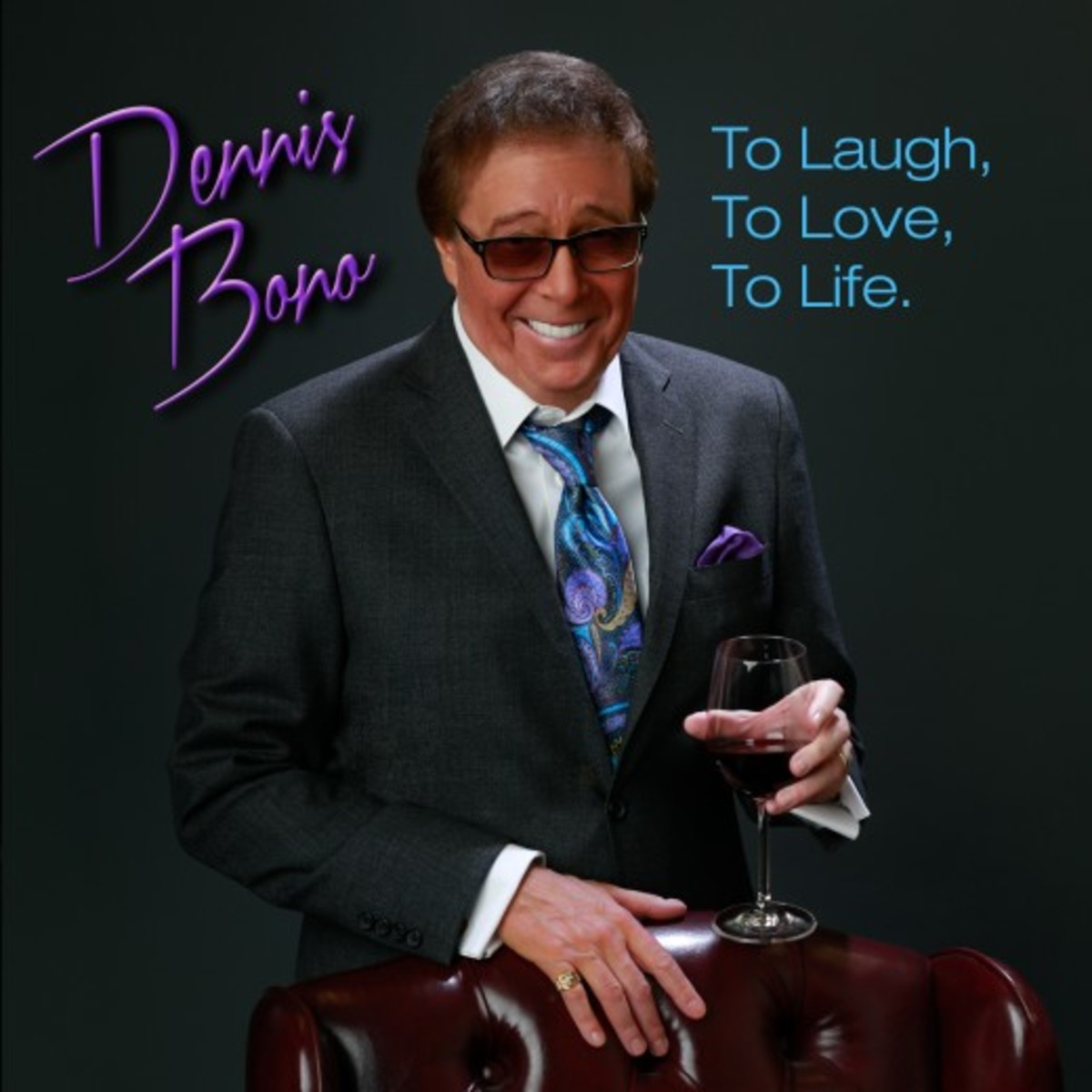 From his CD of the same name, Dennis has won praise for this record.