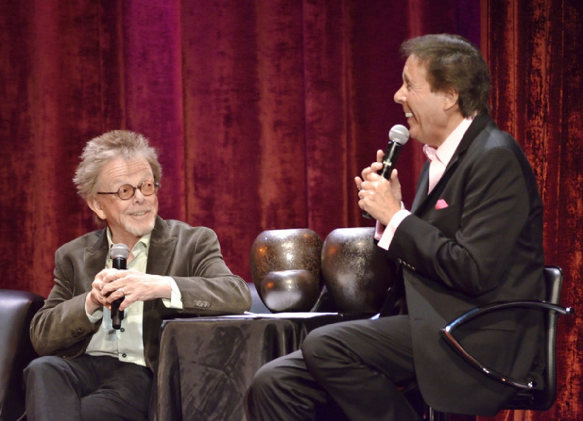Among the many legendary performers Dennis has interviewed on his radio show is, Paul Williams.