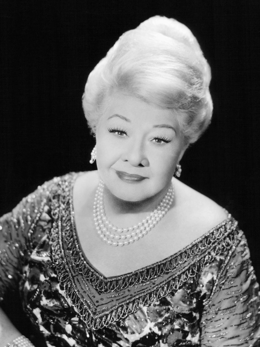 Vaudevillian Songstress & Actress, Sophie Tucker, was one of the first big names from Hartford.