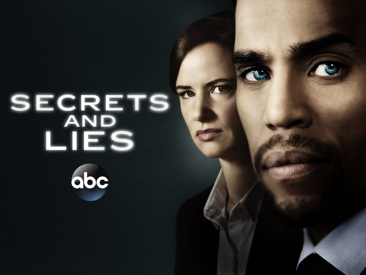 """""""Secrets and Lies"""" television series that aired for two seasons"""