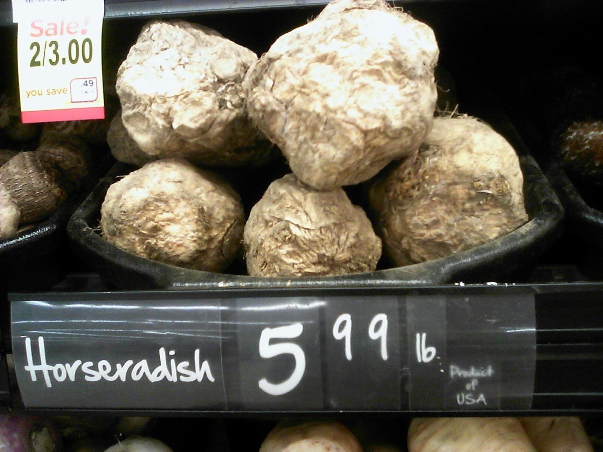 The Health Benefits of Horseradish