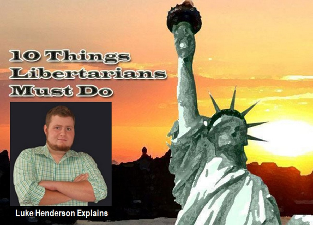 What Libertarians Must Do: Live Peacefully in Disagreement