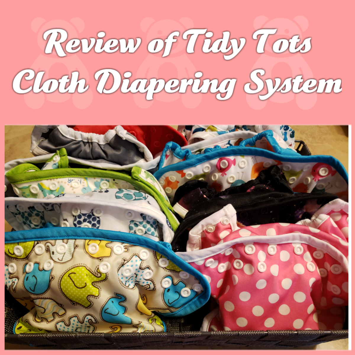 Tidy Tots Cloth Diapers Review