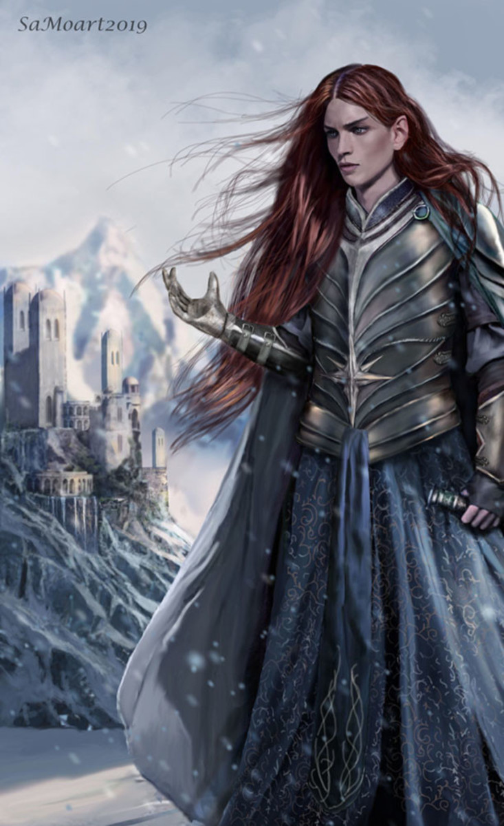 Middle-earth Profiles: Maedhros