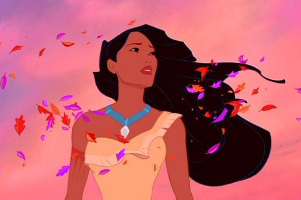 Why Pocahontas 1995 Is Probably My Favorite Disney Movie Hubpages